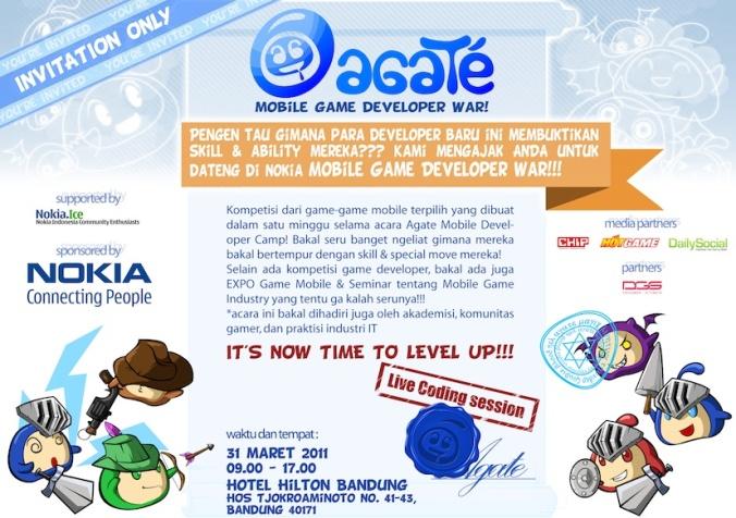 Nokia Mobile Game Developer War