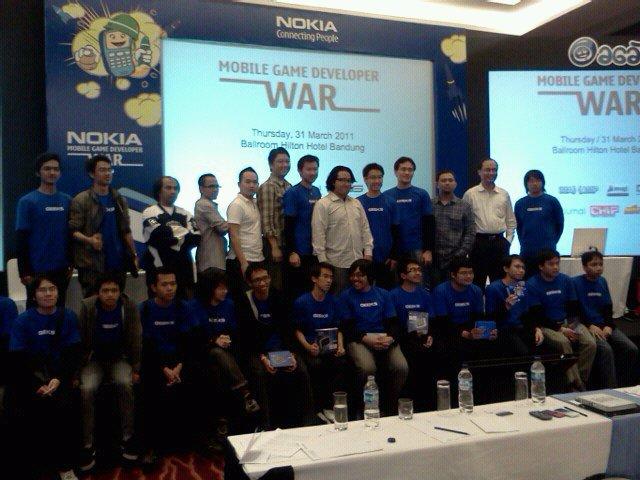 Agate-Nokia Mobile Game Developer War
