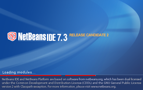 NetBeans IDE 7.3 RC2