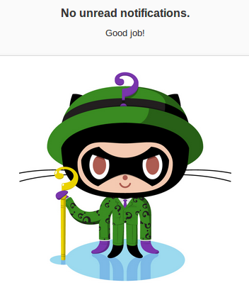 14 Mar 2013: Today's Github Notifications