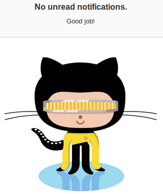 13 April 2013: Today's Github Notifications